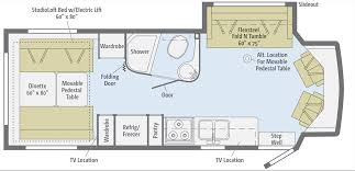 Rv Floor Plans by Winnebago Aspect Rv Dealer Washingtons Rv Dealer Selling Class C Rvs