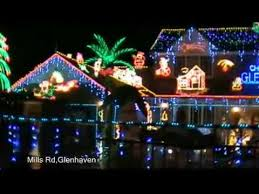 christmas lights at sydney homes youtube