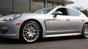 silver porsche panamera 2010 porsche panamera 4s for sale columbus ohio youtube