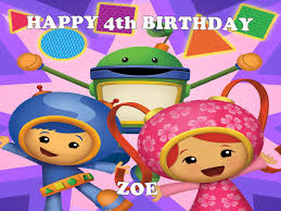 team umizoomi cake topper umizoomi edible cake topper