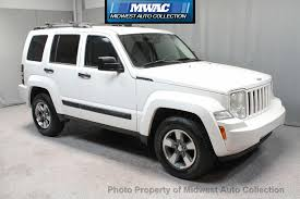used jeep liberty 2008 2008 used jeep liberty rust free florida suv 4x4 at midwest auto