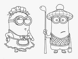 printable 36 coloring pages 4282 minion coloring pages coloringpin