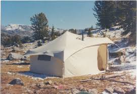 Wall Tent by Yellowstone Tent Reliable Tent