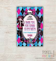 72 best ariahs birthday party images on pinterest monster high