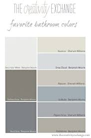 Top Bathroom Colors - bathroom bathroom color trends what color to paint my bathroom