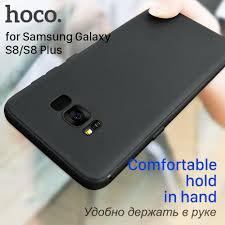 samsung galaxy s8 hoco soft silicone ultra thin matte back cover