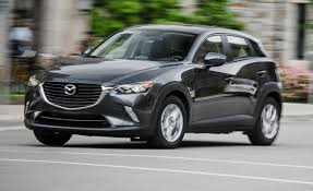 mazda small cars 2016 2016 mazda cx 3 instrumented test u2013 review u2013 car and driver
