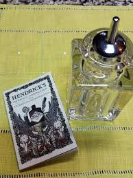 hendrick u0027s gin is a magical concoction of roses and cucumbers