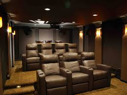 engaging design ideas of media room seating home furniture