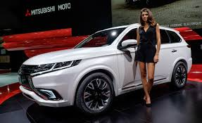 mitsubishi lancer 2017 interior mitsubishi outlander phev concept s bows lancer evo dies u2013 news