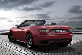 maserati grancabrio 2015 view of maserati grancabrio sport photos video features and