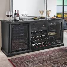 Furniture Wine Bar Cabinet Wine Bar Furniture With Refrigerator Foter