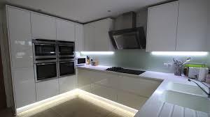 small u shaped kitchen designs with island backsplash deisgn glass