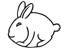 funny easter bunny coloring free printable coloring pages