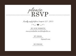 wedding website exles rsvp wedding wording exles 28 images ways to word your rsvp