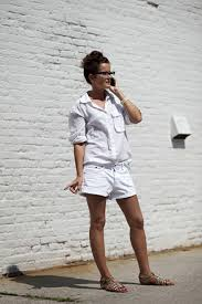 all white casual weekend casual 8 ways to work an all white