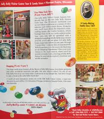 jelly belly tours information