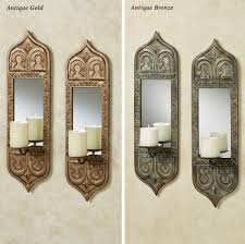 Unique Wall Mirrors by Decorating 9 Piece Small Square Wall Decor Mirrors With Metal
