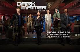Dark Posters New Dark Matter Season 3 Poster Darkmatter