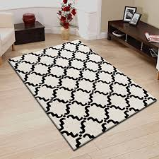 5 8 Area Rugs Superior Moroccan Lattice 5 X 8 Area Rug Ivory Chocolate Area