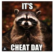 Meme Generator Raccoon - yes then back at it tomorrow enjoy your one day off from the gym