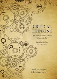 critical thinking an introduction to the basic skills canadian