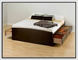 Small Bed Frames Cal King Bed Frame With Storage Small Building Cal King Bed