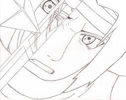 sasuke vs itachi quick sketch by yellowcardxgirl on deviantart