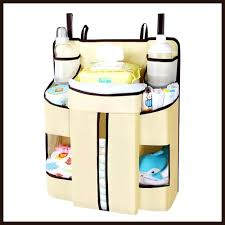 Nappy Organiser For Change Table Hiltow Baby Nappy Organiser Changing Table Hanging Organisation