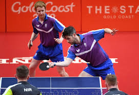 table tennis doubles rules table tennis team scotland