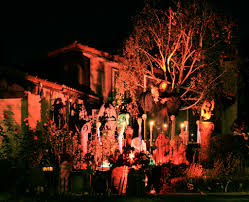 Backyard Haunted House Ideas Scary House The Yards Filled With Goblins And Ghost This U2026 Flickr