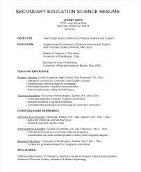 resume exles for high teachers high teaching resume sle high resume 8 exles
