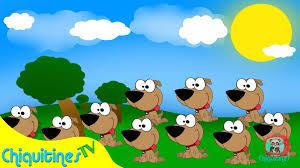 imagenes infantiles trackid sp 006 yo tenia 10 perritos canciones infantiles español youtube