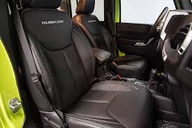 Jeep Wrangler Leather Interior 2017 Jeep Wrangler Rubicon Unlimited Hyper Green