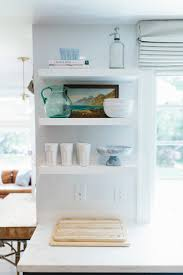 Open Shelf Kitchen by Cottage And Vine Monday Inspiration Open Shelving In The Kitchen