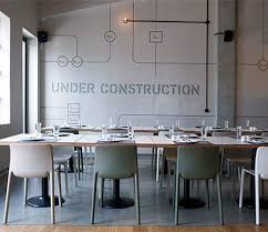Interior Design Restaurant by Industrial Interior Design Restaurant