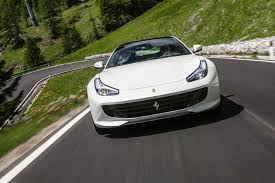 ferrari gold wallpaper 2017 ferrari gtc4lusso first drive review motor trend