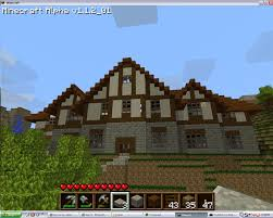 tudor style mansion complete alpha survival single player