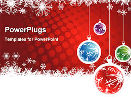 christmas powerpoint template microsoft 7 best images of christmas