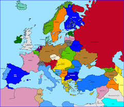 Europe 1815 Map by Image Europe Nj Png Alternative History Fandom Powered By