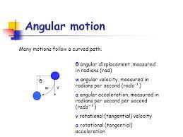 advanced higher physics unit 1 2 angular