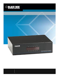 home theater server user manual for black box home theater server servswitch ipath