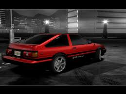 wanted toyota corolla nfsunlimited need for speed rivals most wanted and