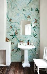 bathroom wallpaper ideas bathroom wallpaper ideas lilyjoaillerie co