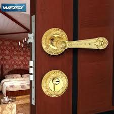 Door Handles For Bedrooms Door Handle Lock Bedroom Bedroom Door Handle With Lock And Key