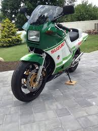 suzuki motorcycle green skoal bandit archives rare sportbikes for sale