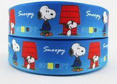 snoopy ribbon snoopy ribbon peanuts comic includes brown bows bands