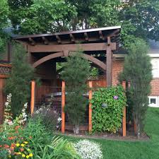 get inspired backyard escape with diy timber frame pergola or pics