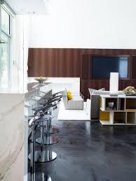 Wohnzimmer Hocker Offene Küche Mit Wohnzimmer Pro Contra Und 50 Ideen
