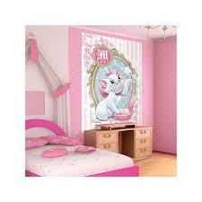fresque chambre fille papier peint aristochats 219x312 cm chambre enfant